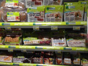 Damhert glutenvrij brood en andere producten
