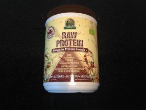 Glutenvrij protein poeder