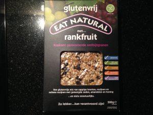 Glutenvrije musli