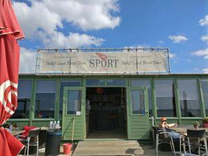Strandpavilioen Sport