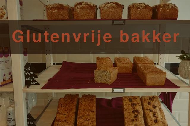 Glutenvrije Bakker in Amsterdam