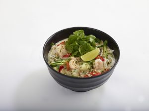 Glutenvrije CO Curry Prawn Itame
