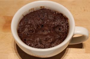 Glutenvrije mugcake