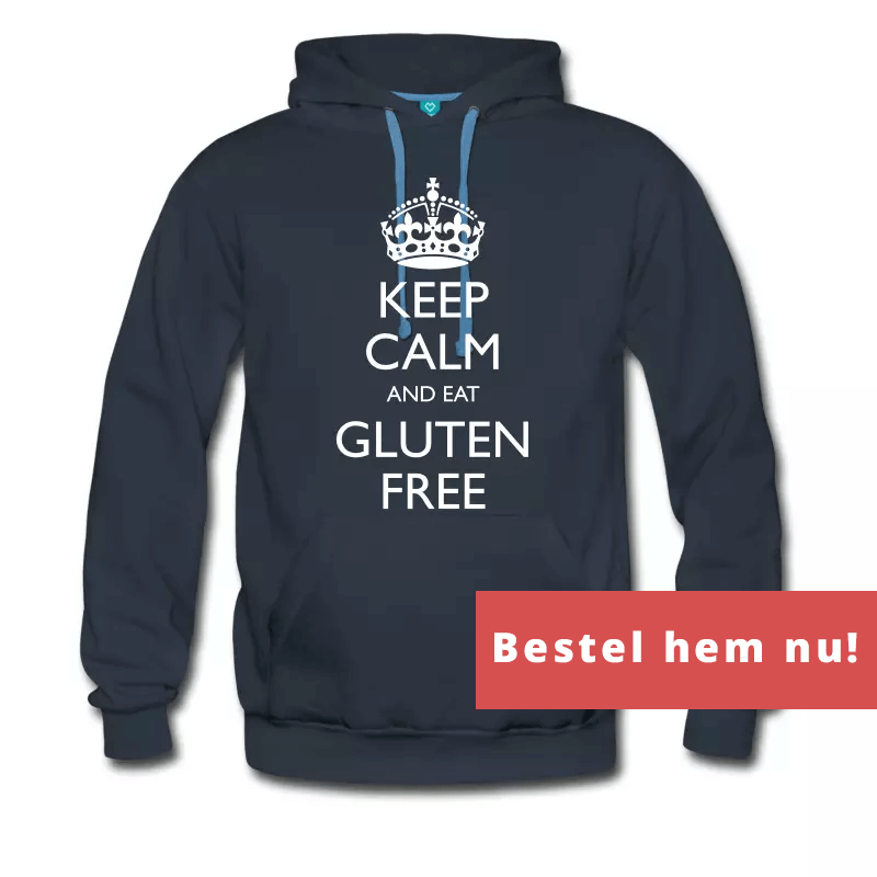 Keep Calm and Eat Gluten Free Hoodie