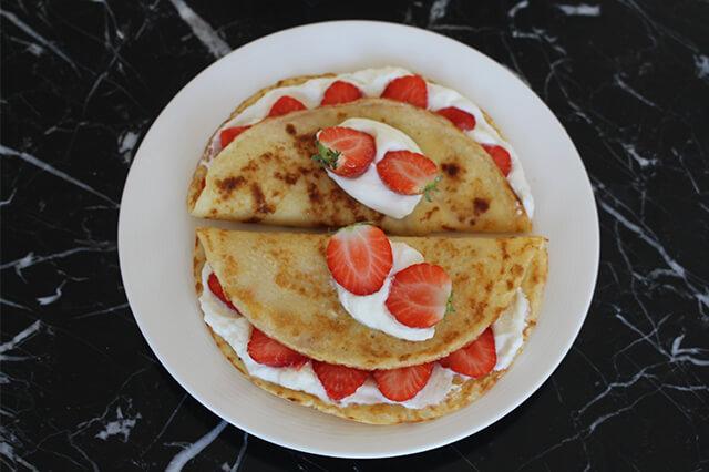 Glutenvrije pannenkoeken recept