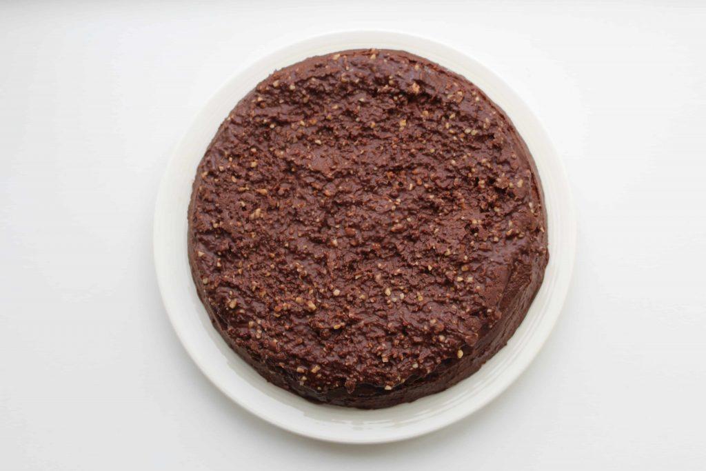Glutenvrije amandel taart