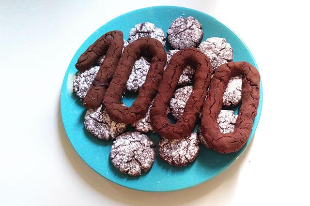 glutenvrije chocolate chip koekjes